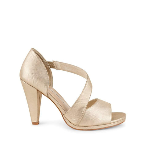 FOREVER High Heel - Gold Lines