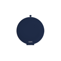 Odeme Compact Mirror - Navy