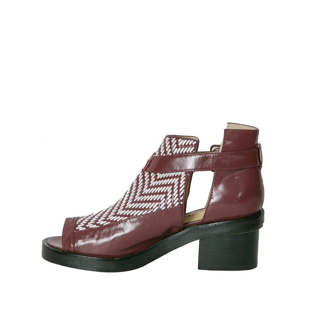 Vine Red Boot