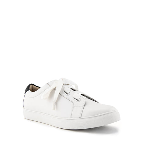 Bond Sneaker - White/Black