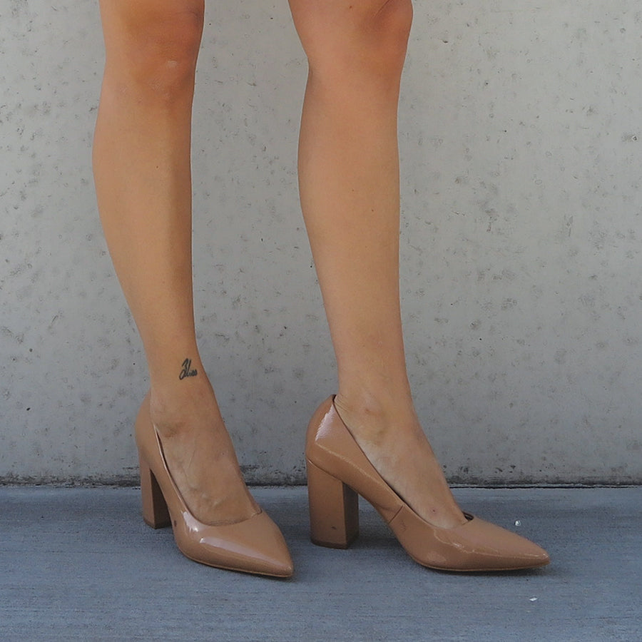 Brilliance Pump - Nude