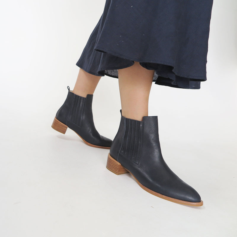 Channel Boot - Navy