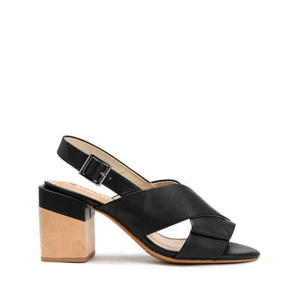 Connection Heel - Black