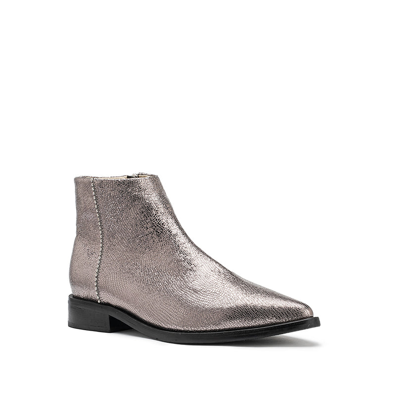 Culture Boot - Gunmetal