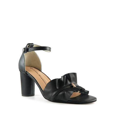 Flair Heel - Black