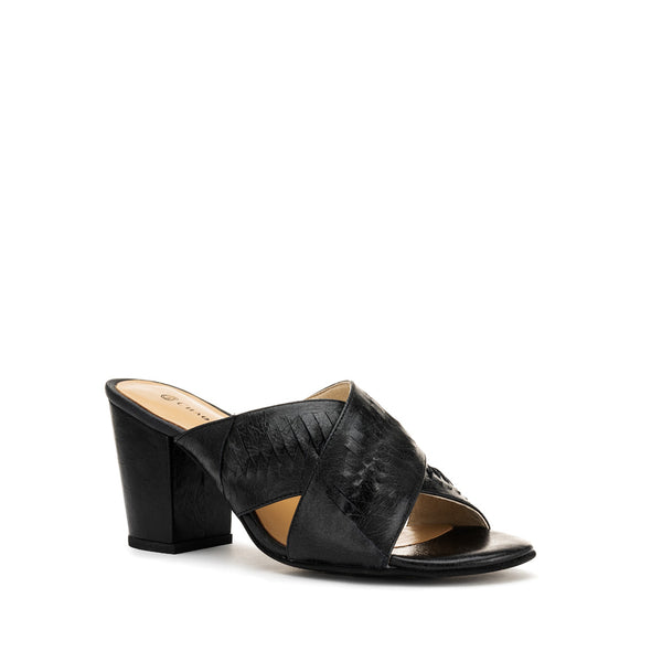 Harvest Heel - Black