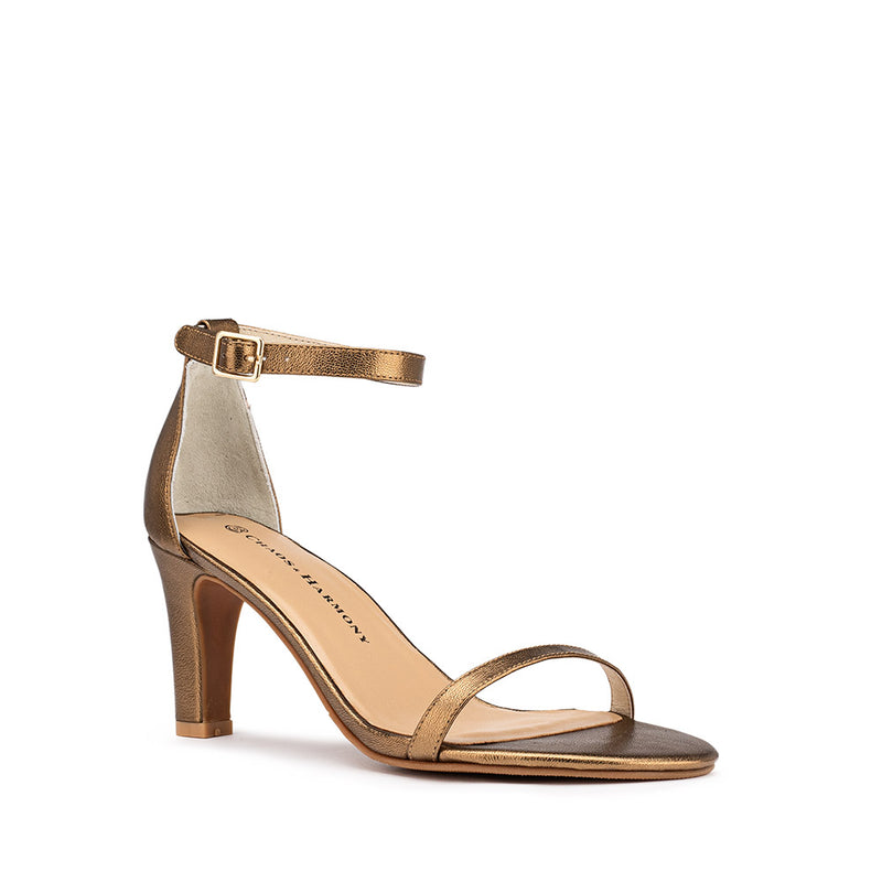 Lover Heel - Gold
