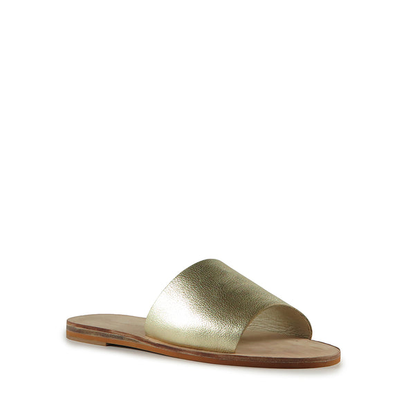 Lulu Slide - Gold