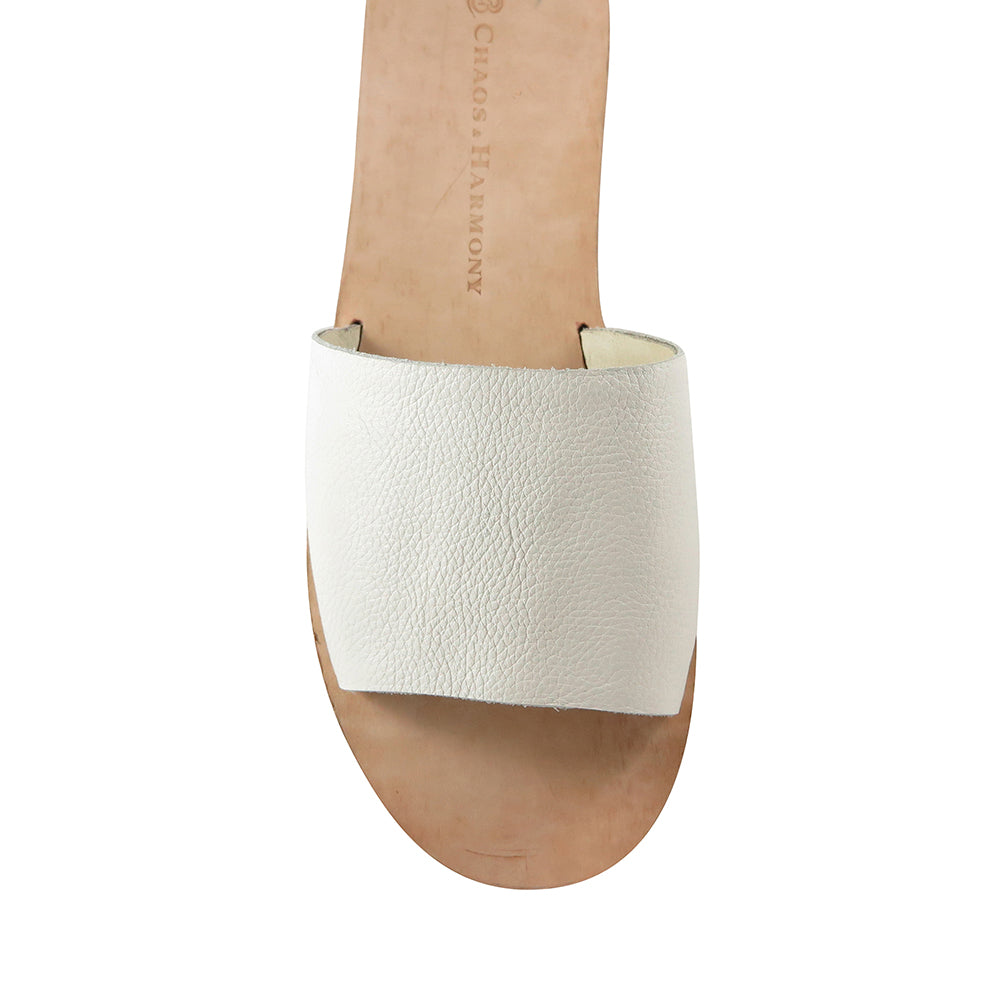 Lulu Slide - White