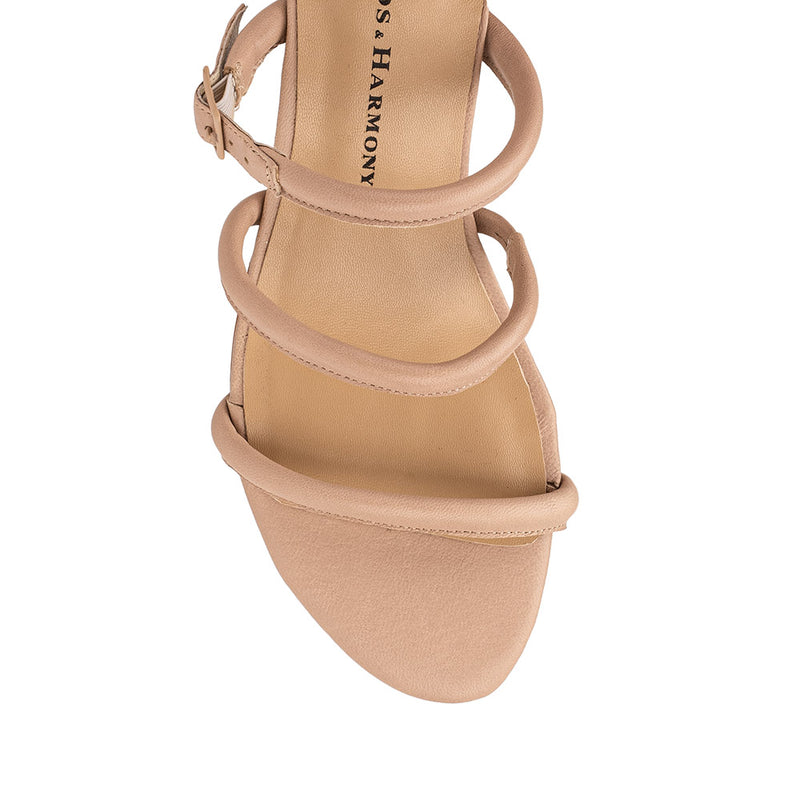 Lux Sandal - Clay
