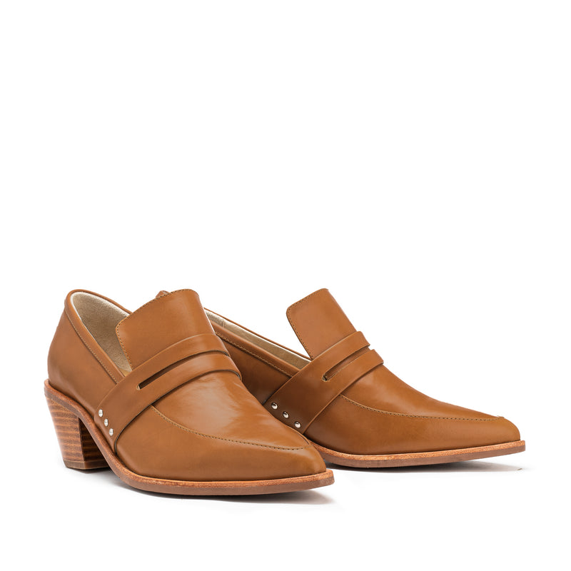 Noble Loafer - Tan