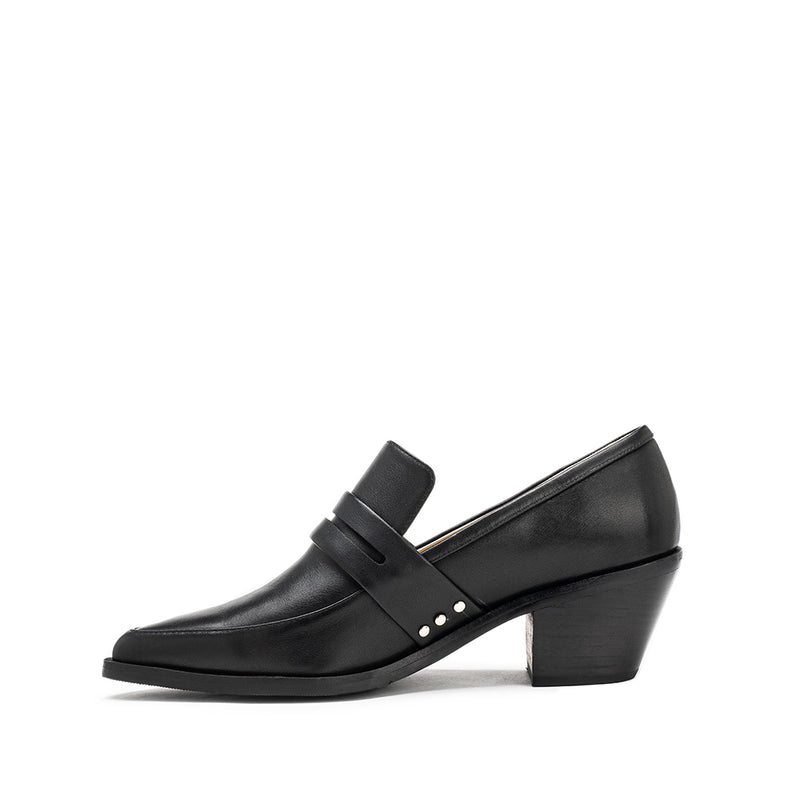 Noble Loafer - Black