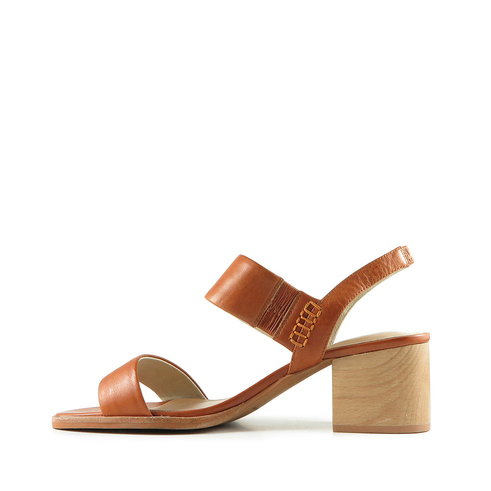 Original Mid Heel - Tan