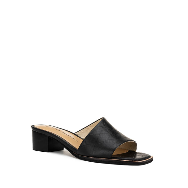 Quaint Heel - Black