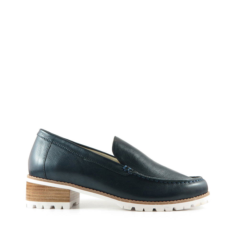 Ray Loafer - Navy