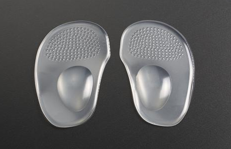 Bubble Insole - Clear