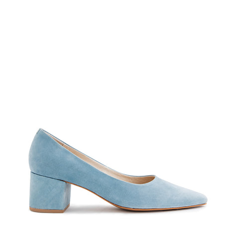 Sense Pumps - French Blue