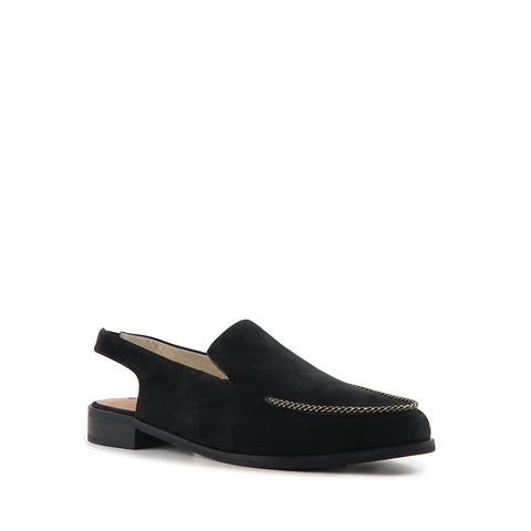 Sling Loafer - Black