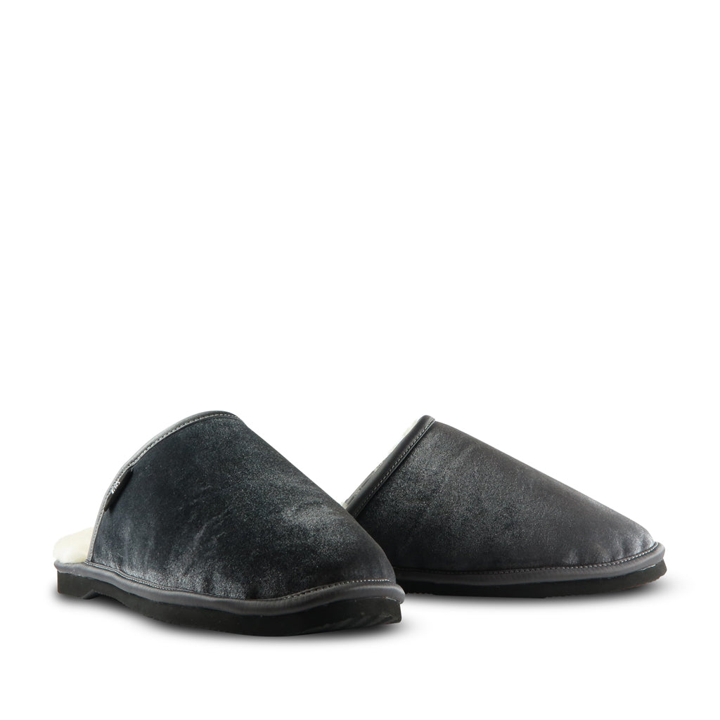 Suki Slipper - Charcoal