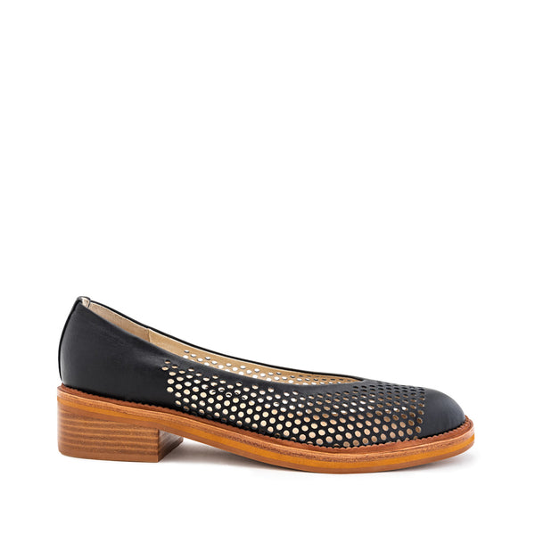 Swoop Loafer - Black