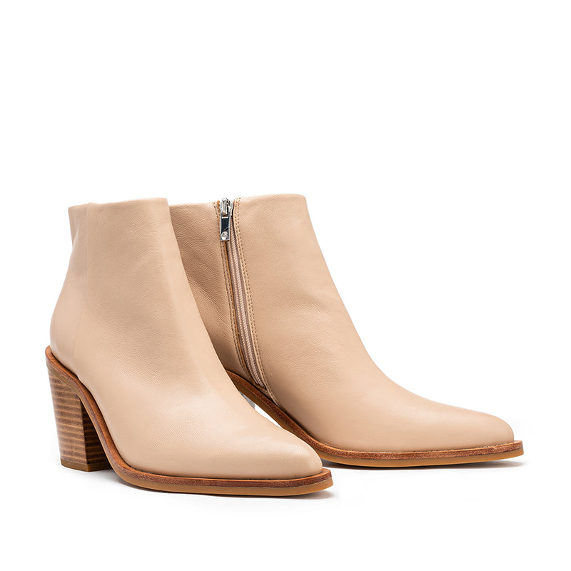 Tradition Boot - Nude