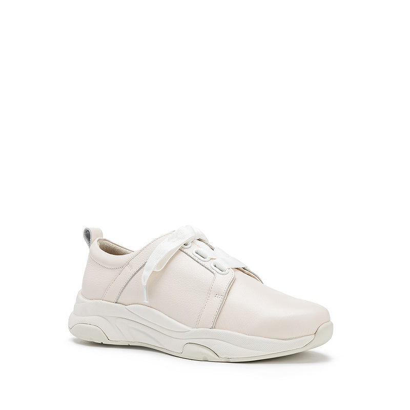 Vibe Sneaker - Winter White