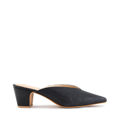 Hope Mid Heel - Black