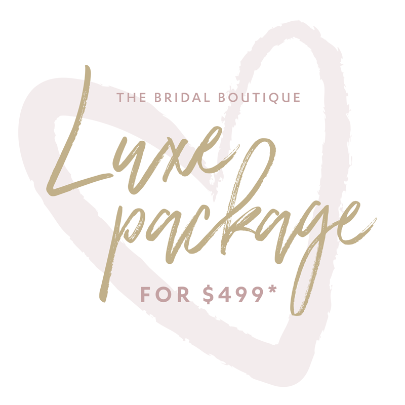 Bridal Luxe Package