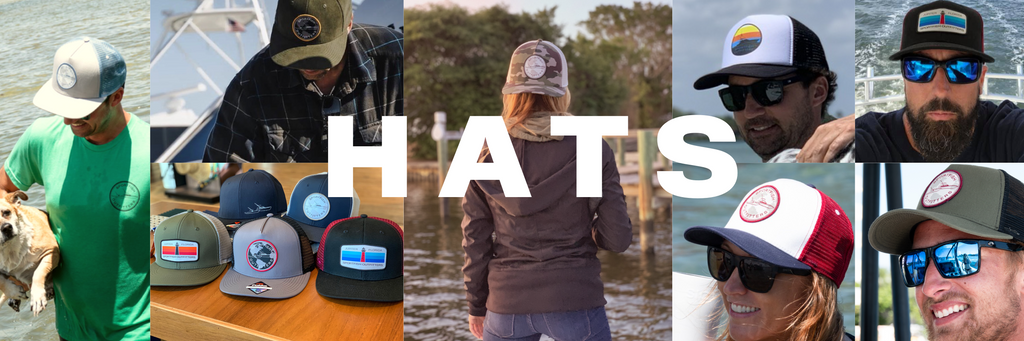Sportfish Outfitters Hats