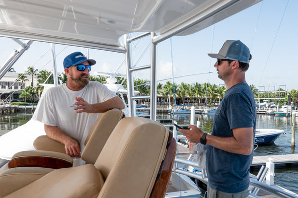 Outfitting a sportfish boat with sportfish outfitters