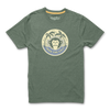 Howler Select T / Mono Medallion Faded Olive