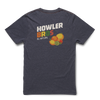 Howler Select Pocket T - Citrus Navy
