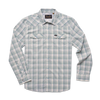 Howler H Bar B Tech Longsleeve / Bolan Plaid Juniper Green