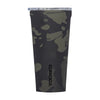 Corkcicle Tumbler - 16oz Black Camo