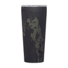 Corkcicle Tumbler - 24oz Black Camo