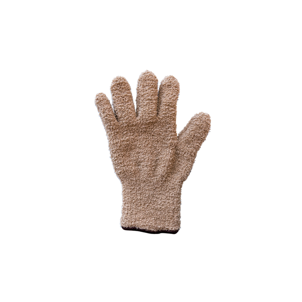 Clean Green Microfiber Cleaning and Dusting Gloves