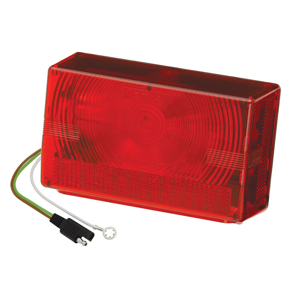 "Wesbar Submersible Over 80"" Taillight - Right/Curbside [403075]"