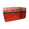 4 TYPE II Adult PFD Life Jackets  w/ Storage Bag