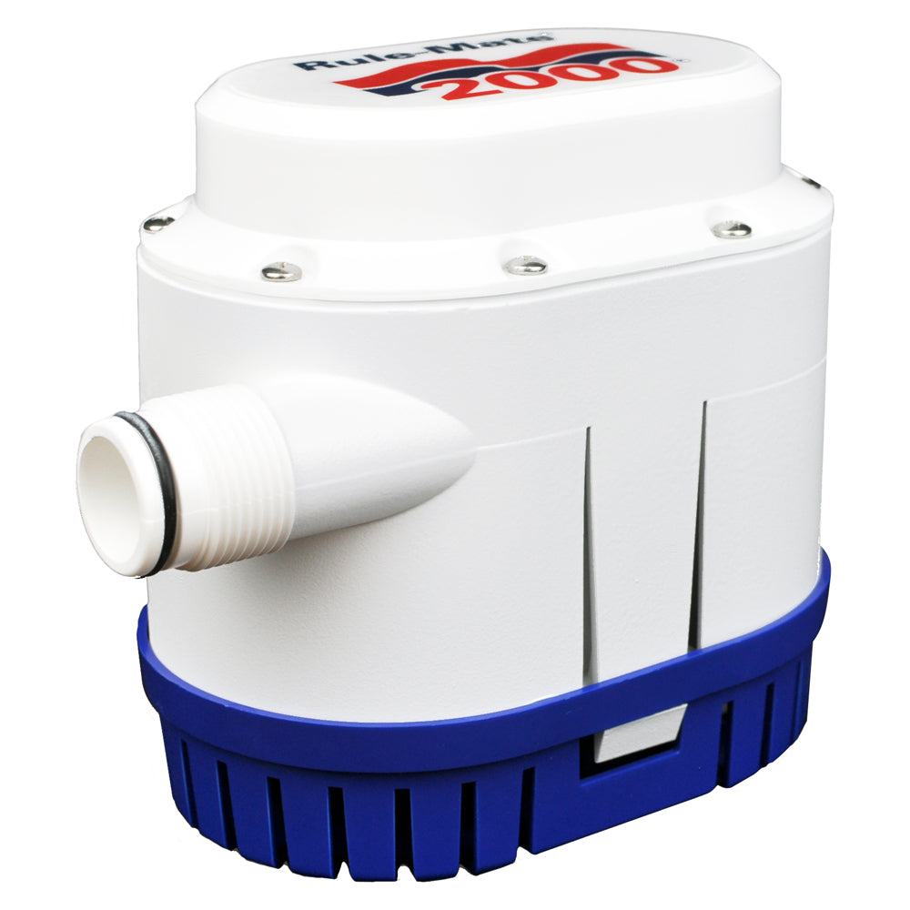 Rule Rule-Mate 2000 GPH Fully Automated Bilge Pump - 24V [RM2000A-24]