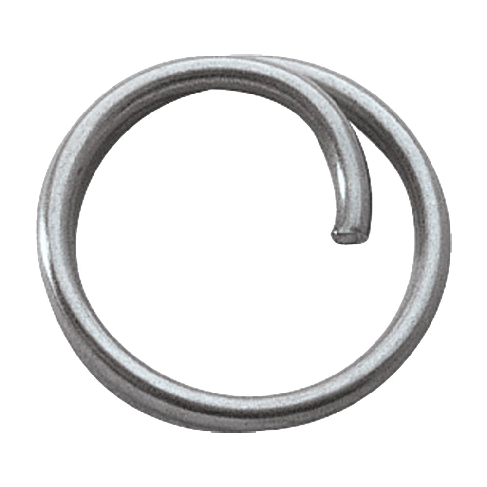 "Ronstan Split Ring - 10mm (3/8"") Diameter [RF113]"