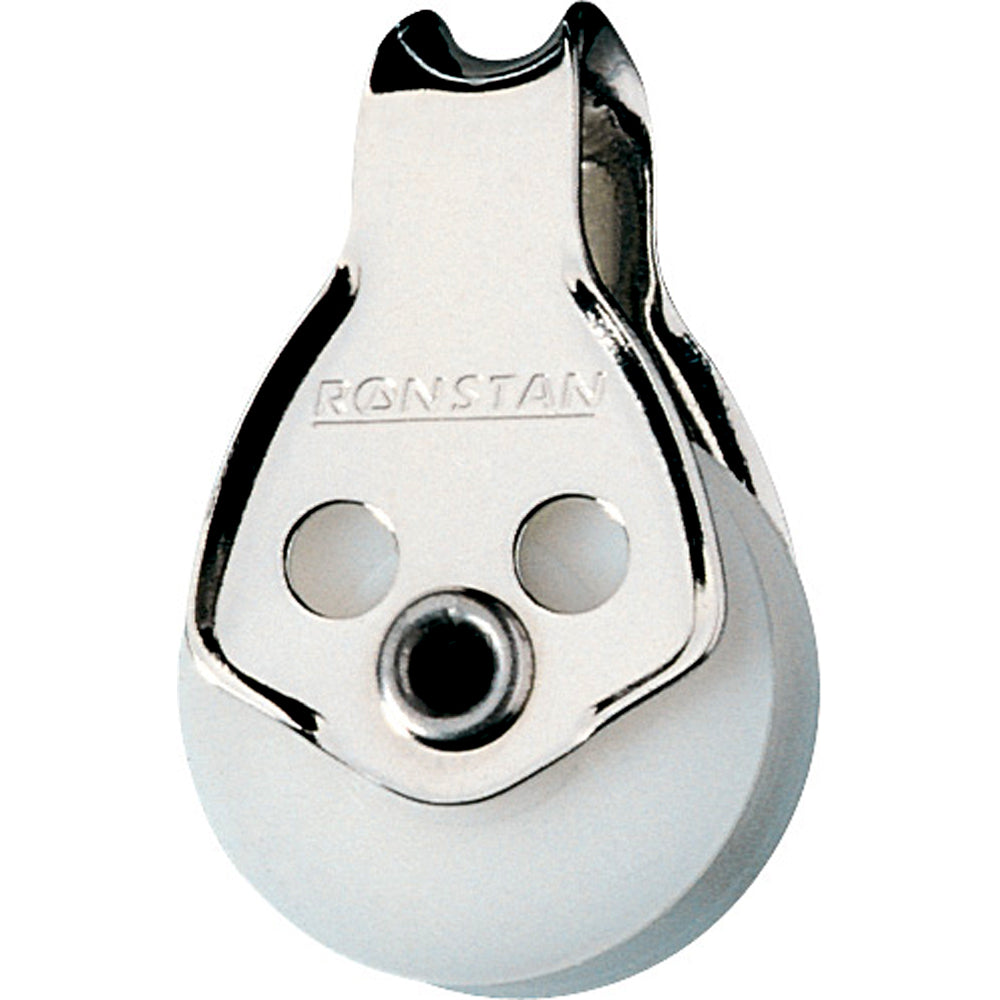 Ronstan Series 25 Utility Block - Single - Loop Head [RF571]