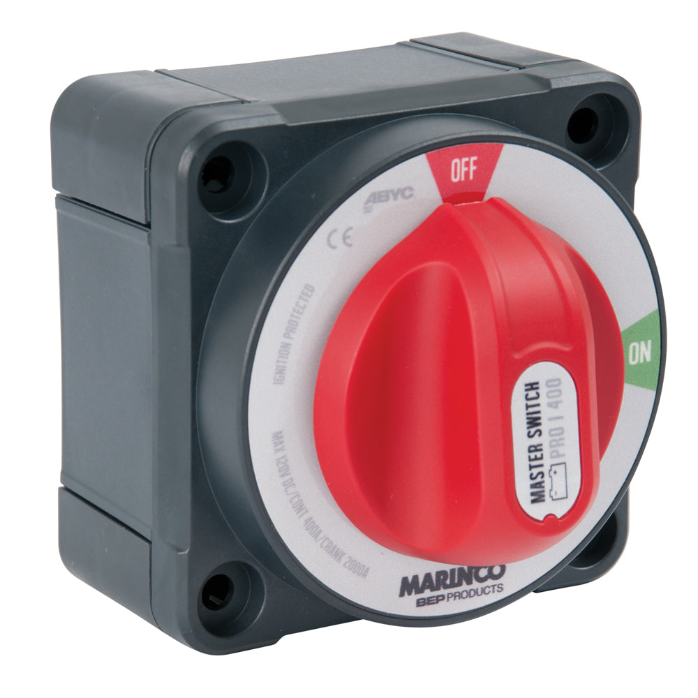BEP Pro Installer 400A Double Pole Battery Switch - MC10 [770-DP]