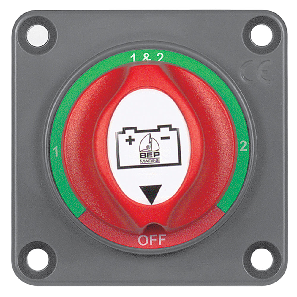 BEP Panel-Mounted Battery Mini Selector Switch [701S-PM]