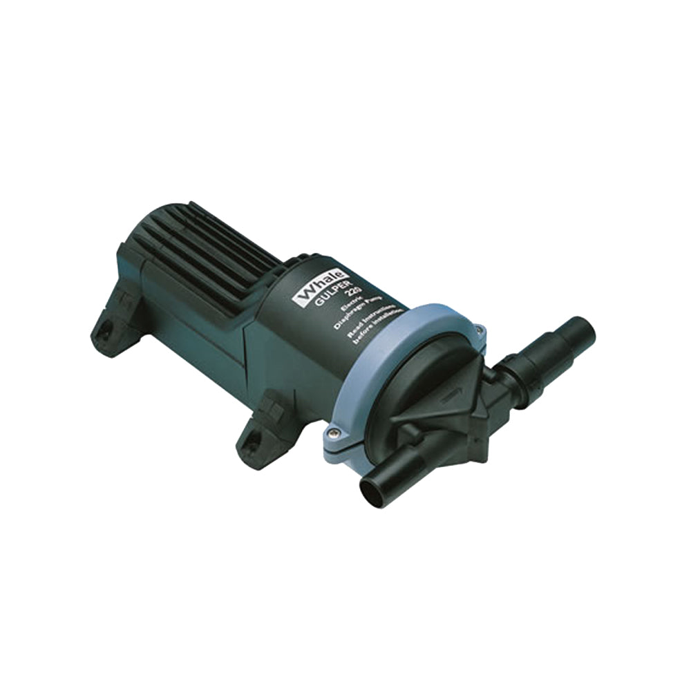 Whale Gulper 220 Grey Waste Pump 24V [BP1554]