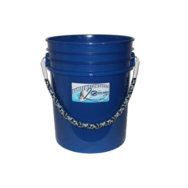 Battlewagon Rope Handle Bucket