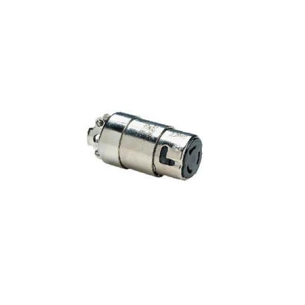 Hubbell Female Connector 50A/250V 3 Wire 3 Prong