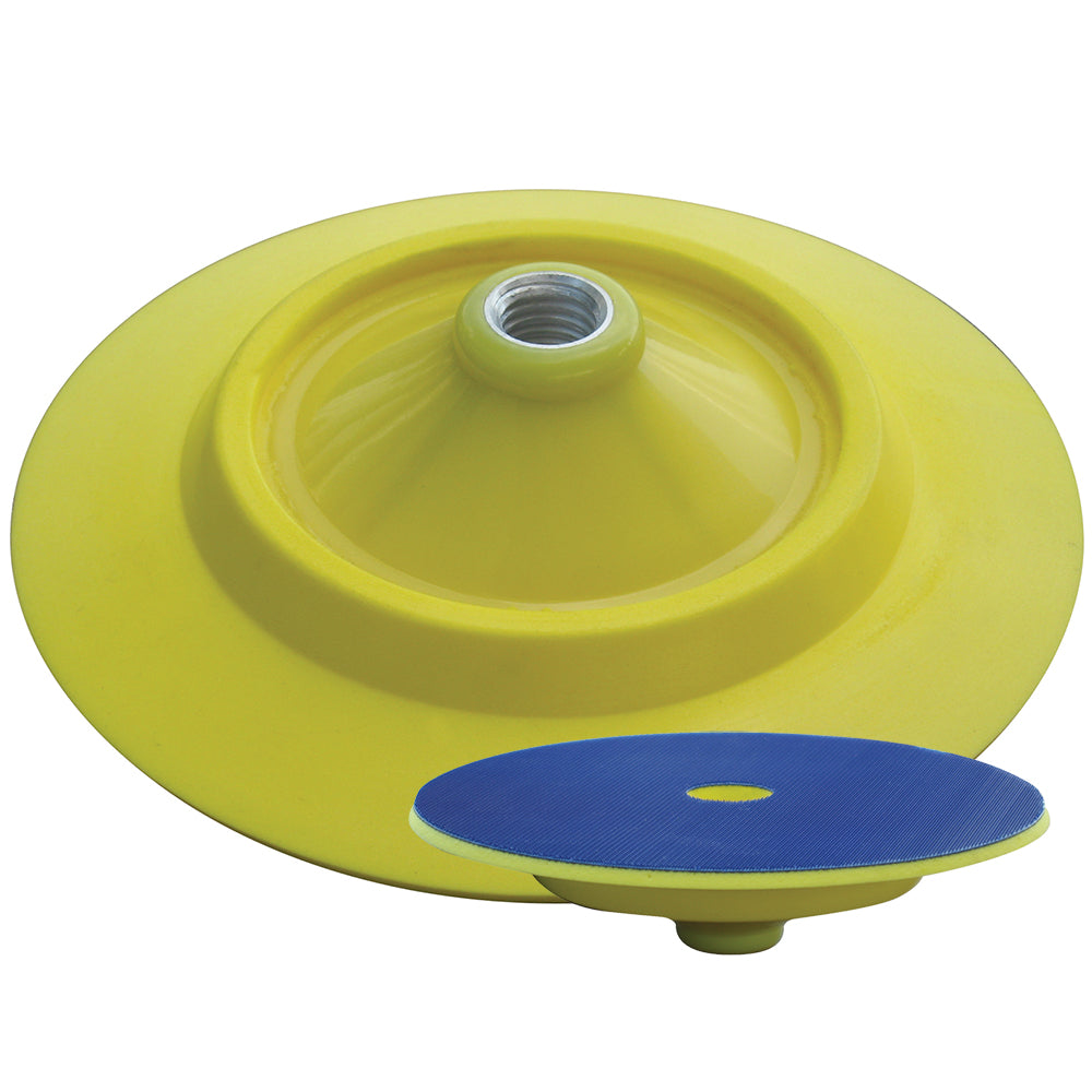 "Shurhold Quick Change Rotary Pad Holder - 7"" Pads or Larger [YBP-5100]"