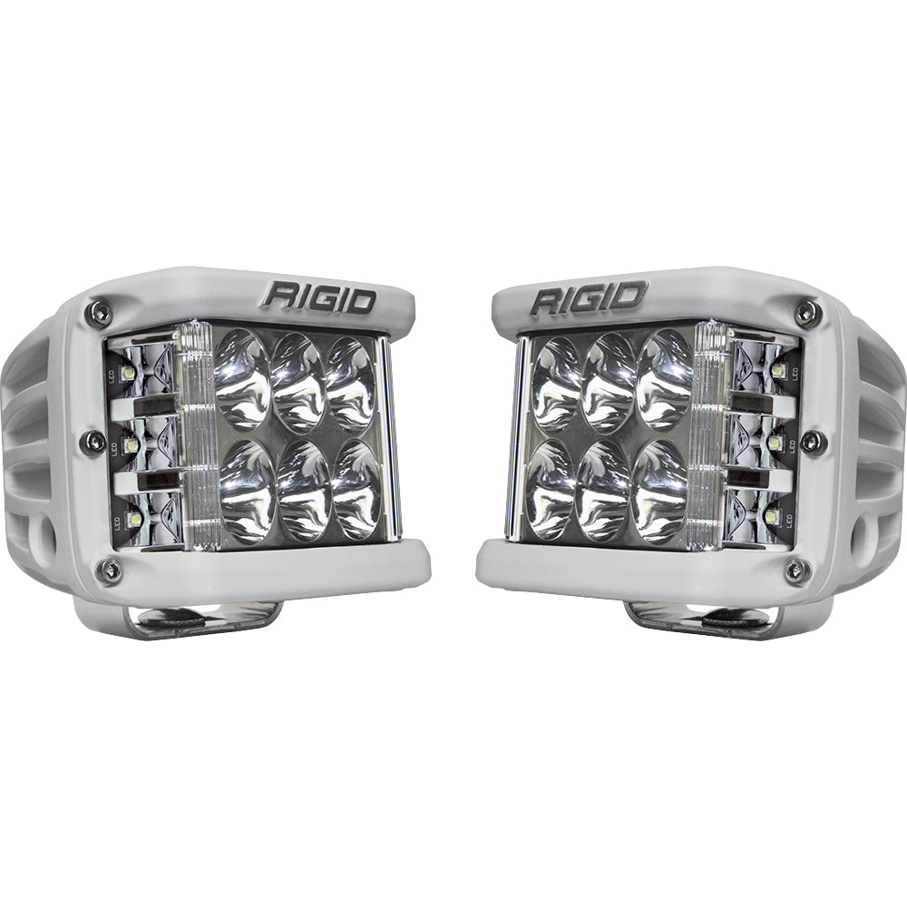 RIGID Industries D-SS Series PRO Driving LED Surface Mount - Pair - White [862313]