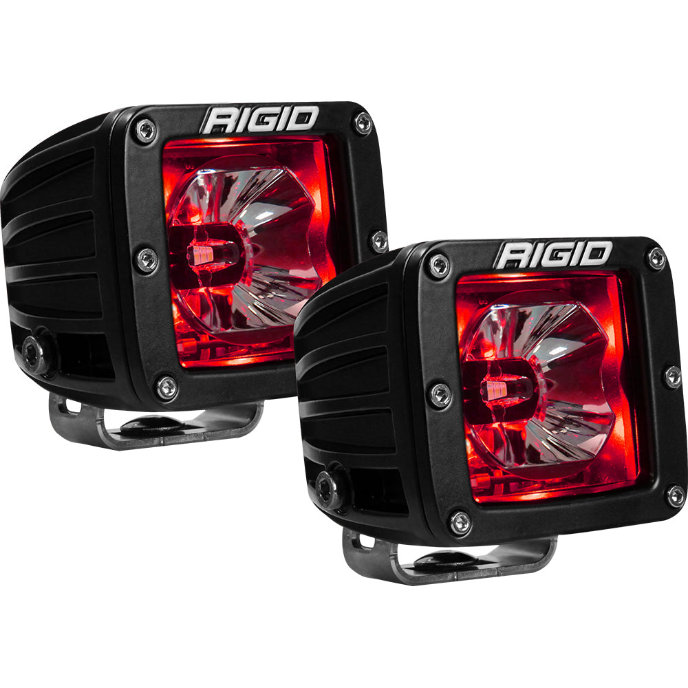 RIGID Industries Radiance Pod - Red Backlight [20202]
