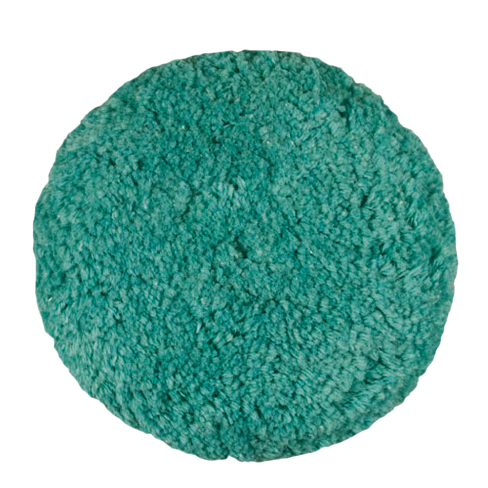 Presta Rotary Blended Wool Buffing Pad - Green Light Cut/Polish - *Case of 12* [890143CASE]